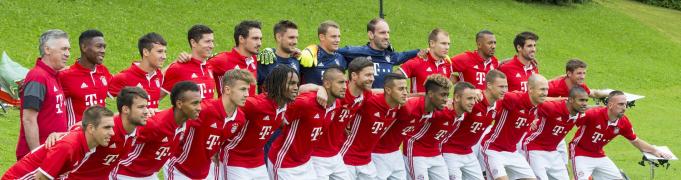 Calendrier Bayern.Parier Bayern Munich Classement Calendrier Match Bayern