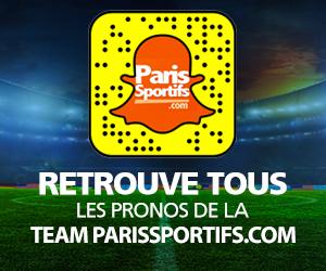 Snapchat Parissportifs.com