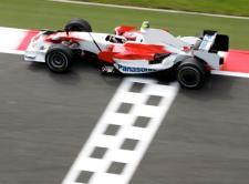 Parier Formule 1