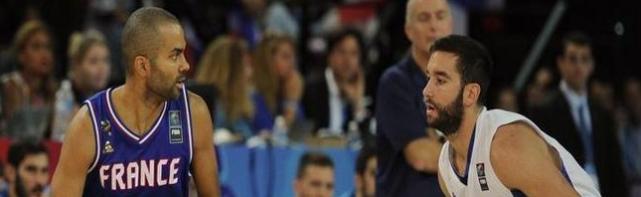 Parier vainqueur Eurobasket 2015