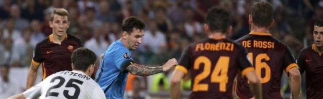 Pronostic FC Barcelone AS Rome du 24/11/2015