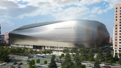 Classement des plus grands stades européens de Football